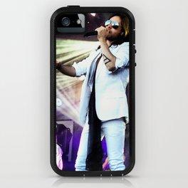 Jared Leto - Jimmy Kimmel Live iPhone Case