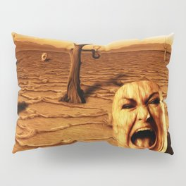 Gritos Pillow Sham