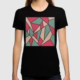 Geometric Colour Pattern V6 T-shirt