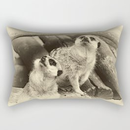 What happens? Rectangular Pillow