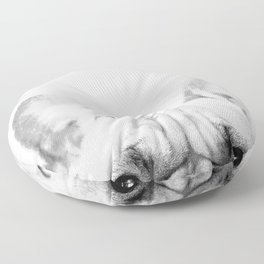 Bruno The French Bulldog Floor Pillow