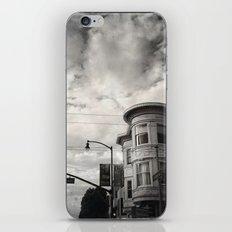 18th st San Francisco iPhone & iPod Skin