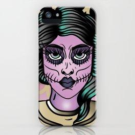 Martian Femme iPhone Case