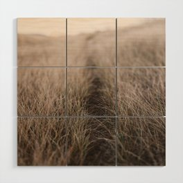 The Path of the Heart Wood Wall Art