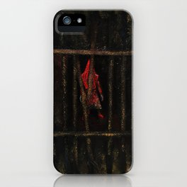 Pyramid Head (That Red Pyramid Thing) iPhone Case