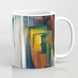 "Franz Marc ""The Enchanted Mill"" Coffee Mug"