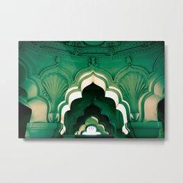Anahata Arch Metal Print