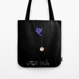 Moon Yo-yo Tote Bag