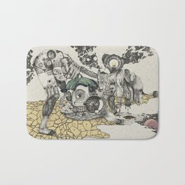 ready go! Bath Mat