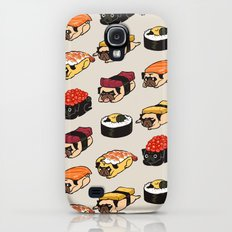 Sushi Pug Galaxy S4 Slim Case