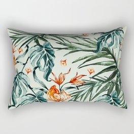 Exotic flower nature-07 Rectangular Pillow