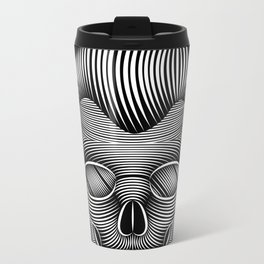 Rockabilly Metal Travel Mug