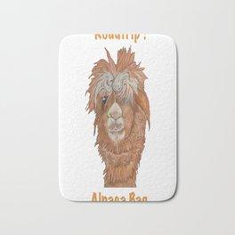 Pun-tastic - Alpaca Bag copy Bath Mat