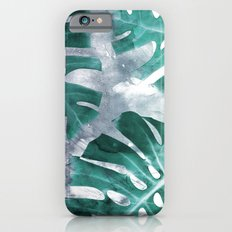 Monstera Theme 1 iPhone 6 Slim Case