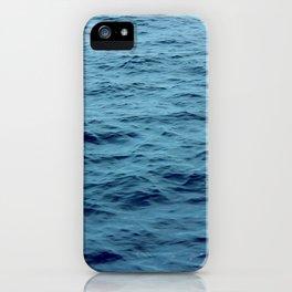 OCEAN - SEA - WATER - WAVES iPhone Case