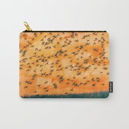 Birds flying skills Carry-All Pouch
