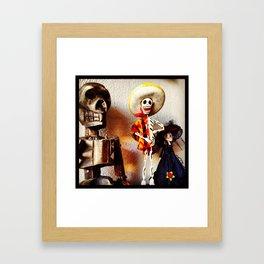 All of us Framed Art Print
