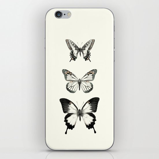 Butterflies // Align iPhone & iPod Skin