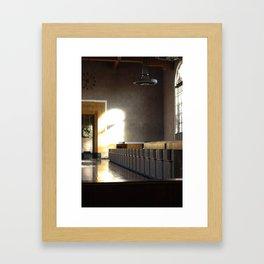 Union Station 1 Framed Art Print