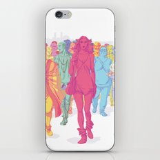 Quarto Stato iPhone & iPod Skin