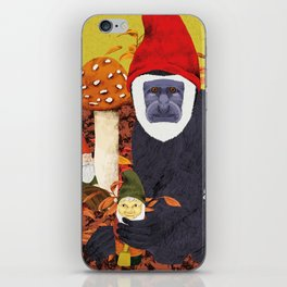 Autumn Gnomes iPhone Skin