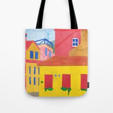 Cannaregio, Venice. (Remixed) Tote Bag