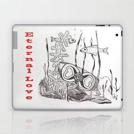 The Symbol of Eternal Love Laptop & iPad Skin