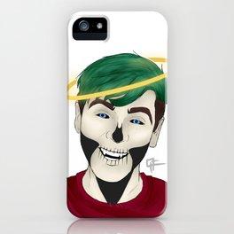 JACKSKELETON ANGEL iPhone Case