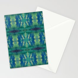 Mirrored Jewel Tones Stationery Cards