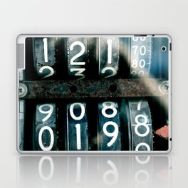 Magic numbers Laptop & iPad Skin