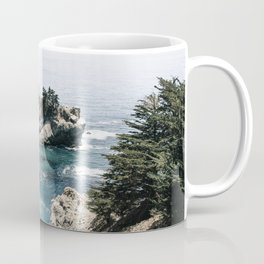 Mcway Falls Faded Coffee Mug