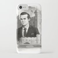 moriarty iPhone & iPod Cases featuring Moriarty by RileyStark