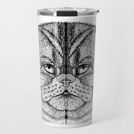 Cat 3 Travel Mug