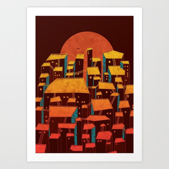 Urbano Kunstdrucke