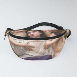 "William-Adolphe Bouguereau ""A Dream of Spring"" Fanny Pack"