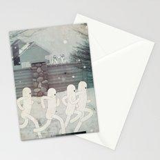 r u n n e r s Stationery Cards