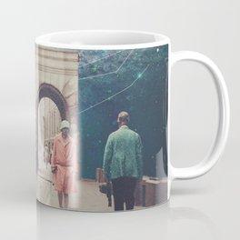 We met as Time Travellers Coffee Mug