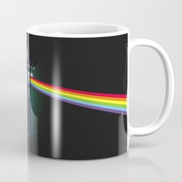 The Dark Side of the Booth Coffee Mug
