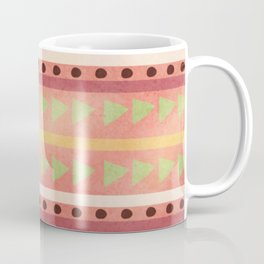 Cute Tribal Print Coffee Mug