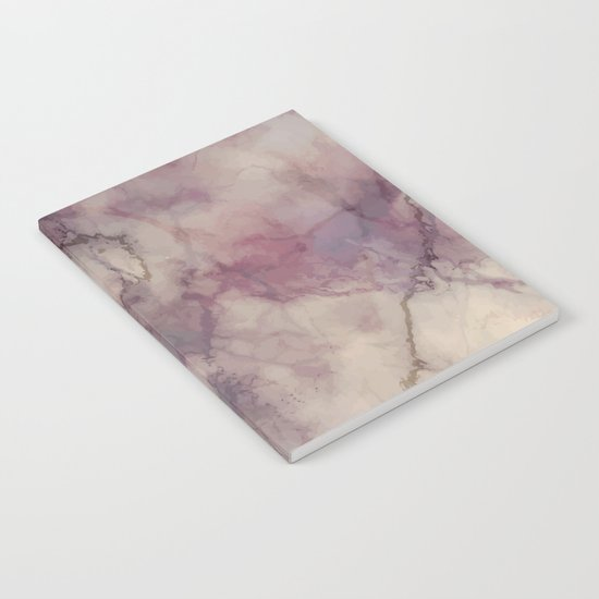 Mystic Marble Notebook