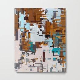 Arbitrary 2 Metal Print
