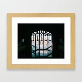 Level Four Framed Art Print