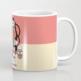 Friendly cosmonaut Coffee Mug