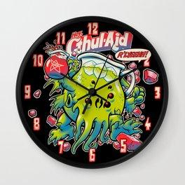 CTHUL-AID Wall Clock