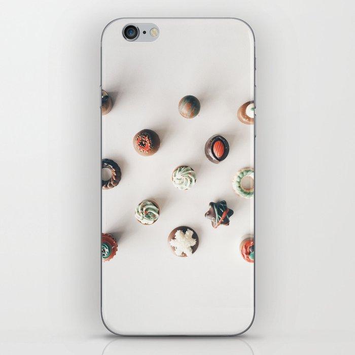 Chocolates - Life is Like a Box of Chocolates iPhone Skin