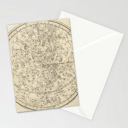 Alexander Jamieson - Celestial Atlas 1822 Plate 1 Stationery Cards