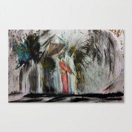 Misako Canvas Print