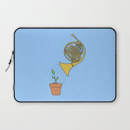 Watering Horn Laptop Sleeve