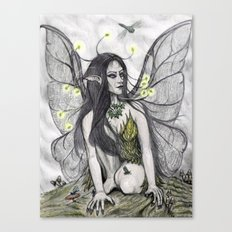Firefly Faery Canvas Print