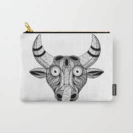 Torito Pucará Carry-All Pouch